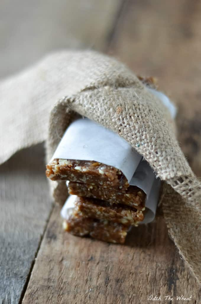 Pecan Pie Lara Bars