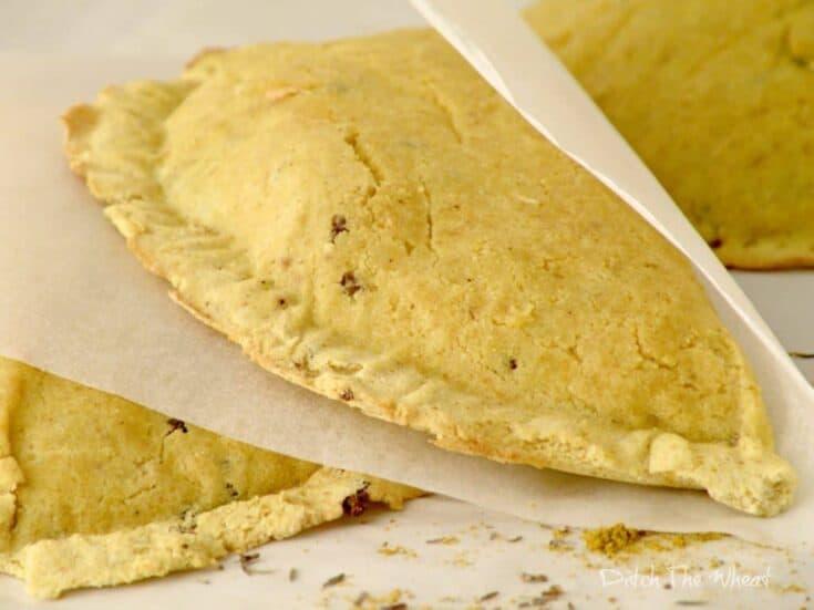Gluten Free Jamaican Patties