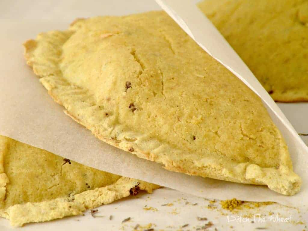 Gluten Free Jamaican Patties