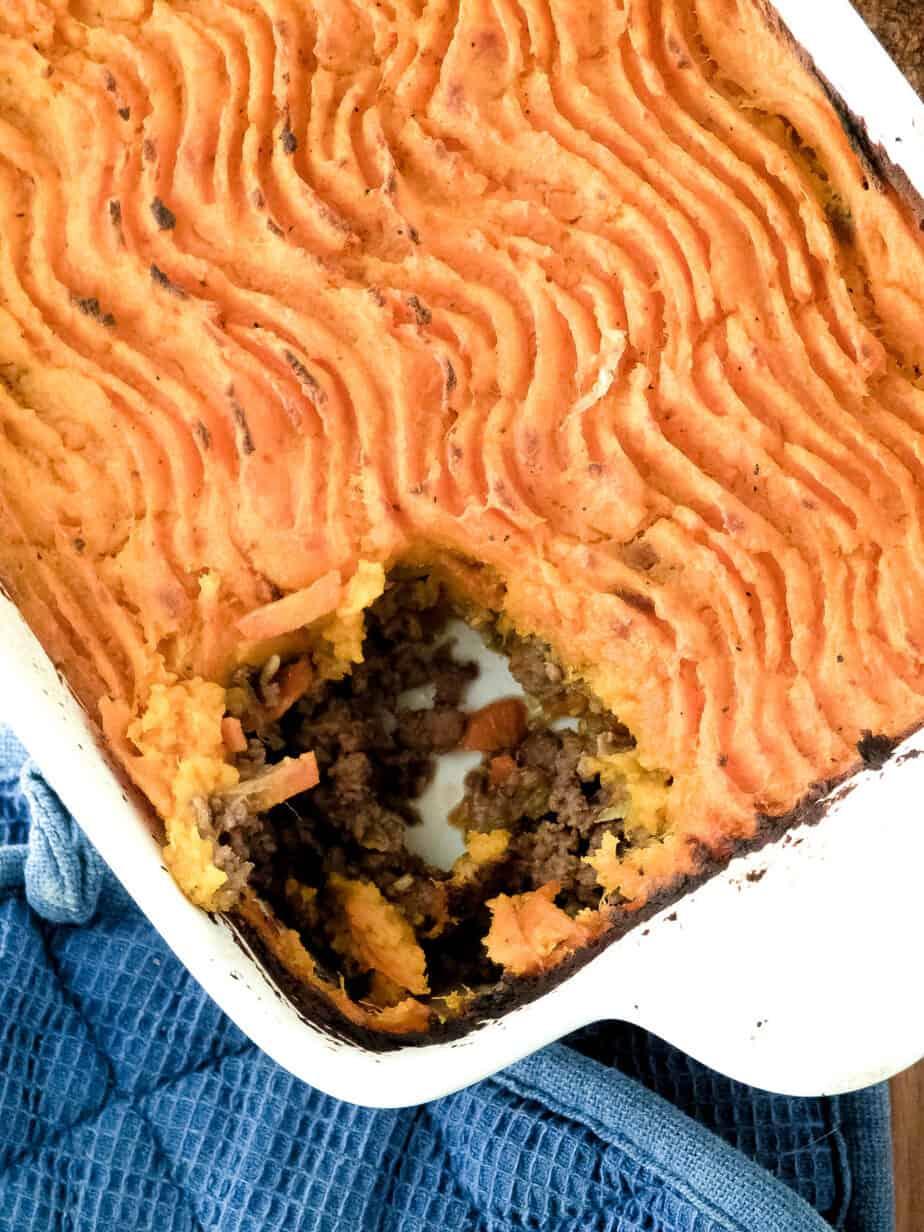 Paleo Shepherd's Pie | Ditch The Wheat