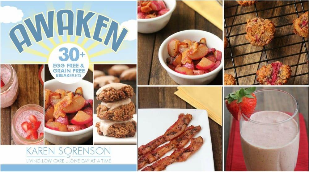 Awaken: 30+ Egg Free and Grain Free Breakfasts