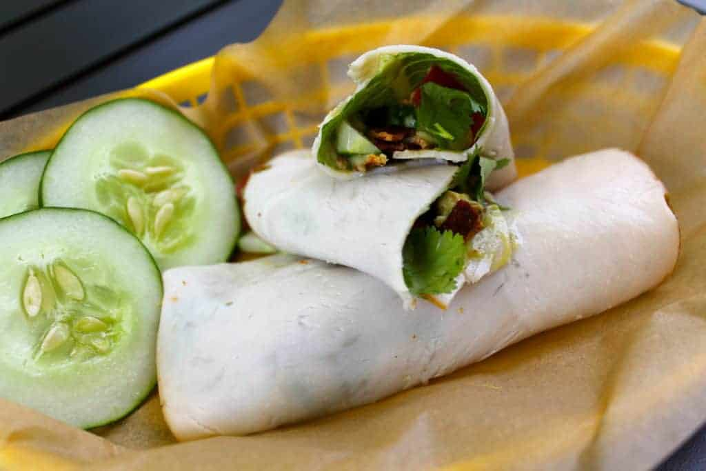 Paleo Turkey Roll-Ups