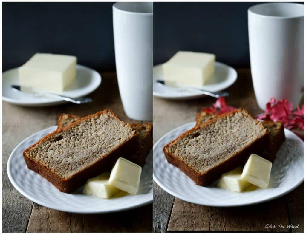 Coconut Flour Banana Bread Ditch The Wheat