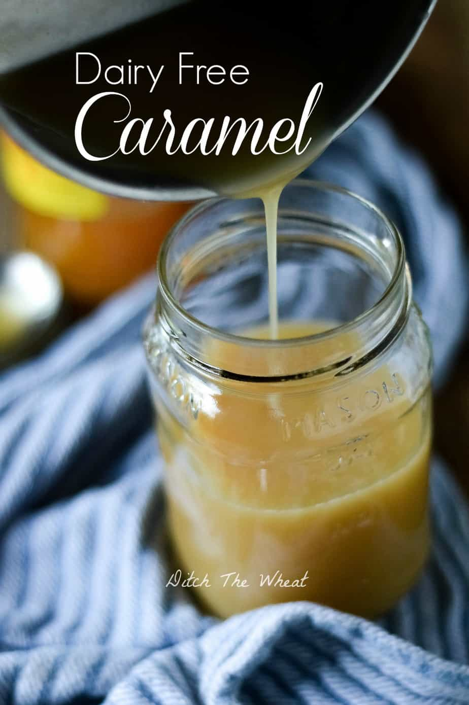 Double Double Caramel Sauce