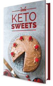 FREE KETO DESSERT COOKBOOK - A collection of the best keto desserts just pay S&H