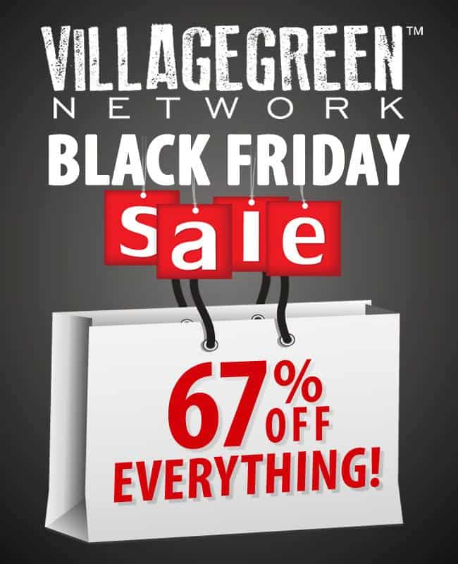 VGN Black Friday Sale