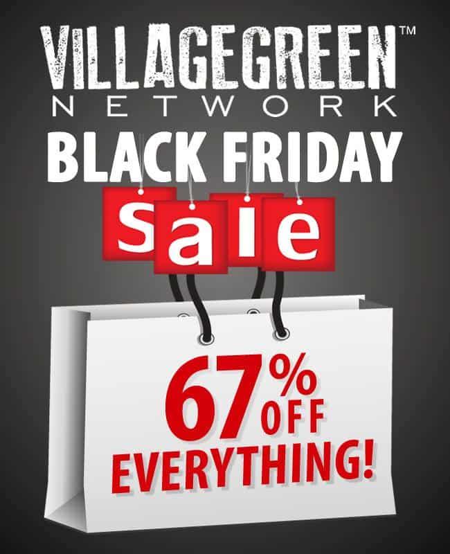 VGN Black Friday Sale