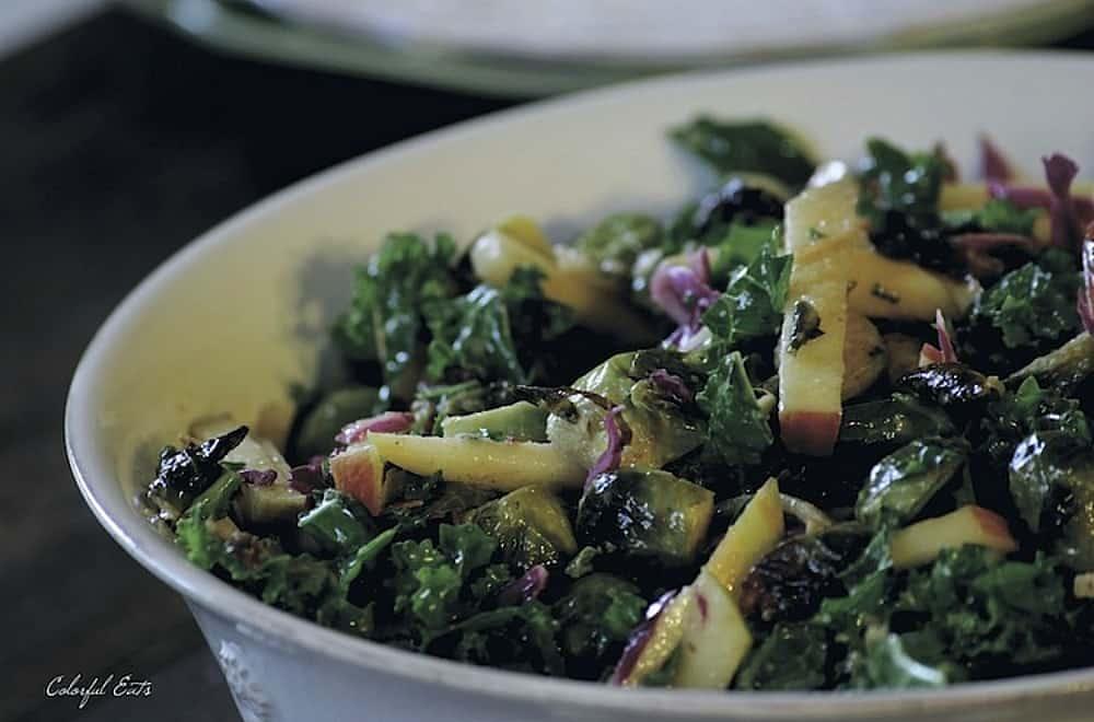 Winter Chop Salad