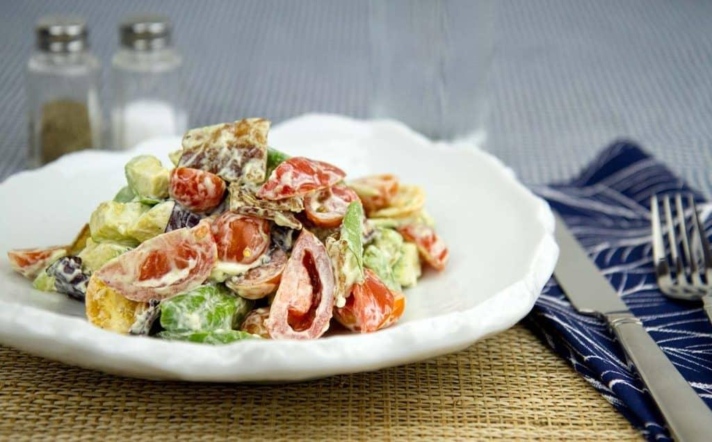 DJ Foodie -BLTA-Salad-3-800