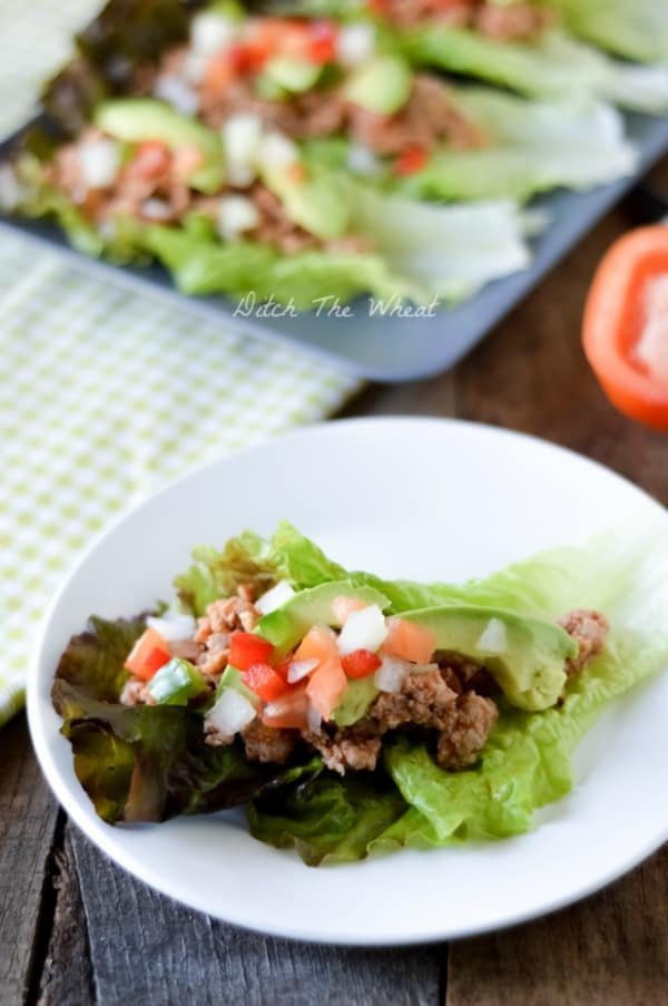 DTW - Ground Pork Tacos