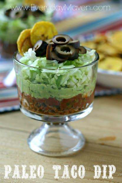 Everyday Maven - Paleo Taco Dip