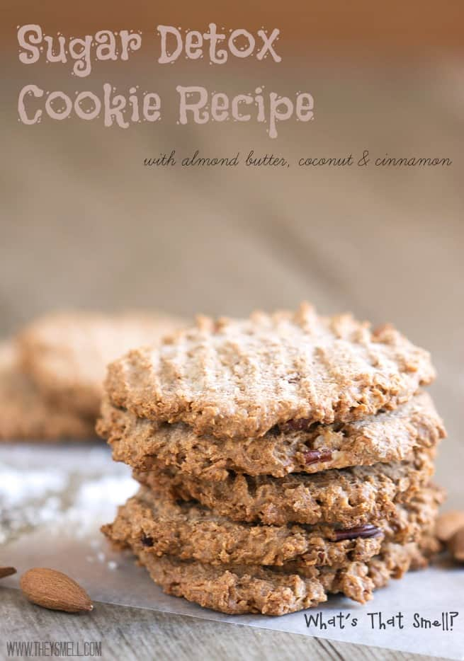 What's that Smell? - 21-day-sugar-detox-cookies
