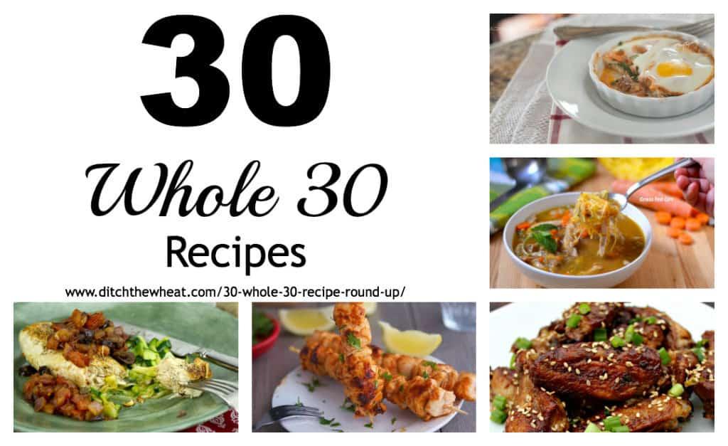 Whole 30 Recipe