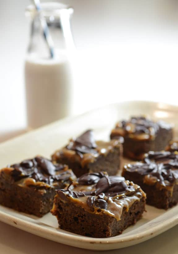 Elana's Pantry - Caramel-Brownies-2913