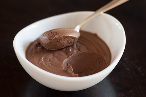 Grass Fed Girl - chocolate-pot-de-creme-spoon