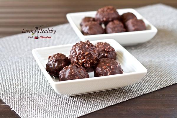 Living Healthy with Chocolate -Paleo-Homemade-Ferrero-Rocher2