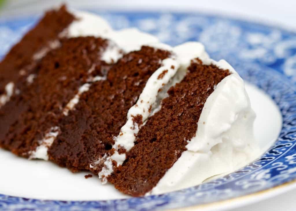 Paleo Spirit - Paleo Chocolate Birthday Cake