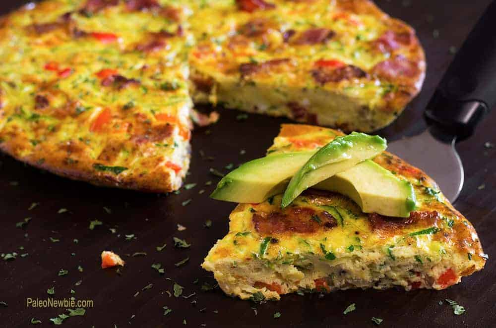frittata low carb