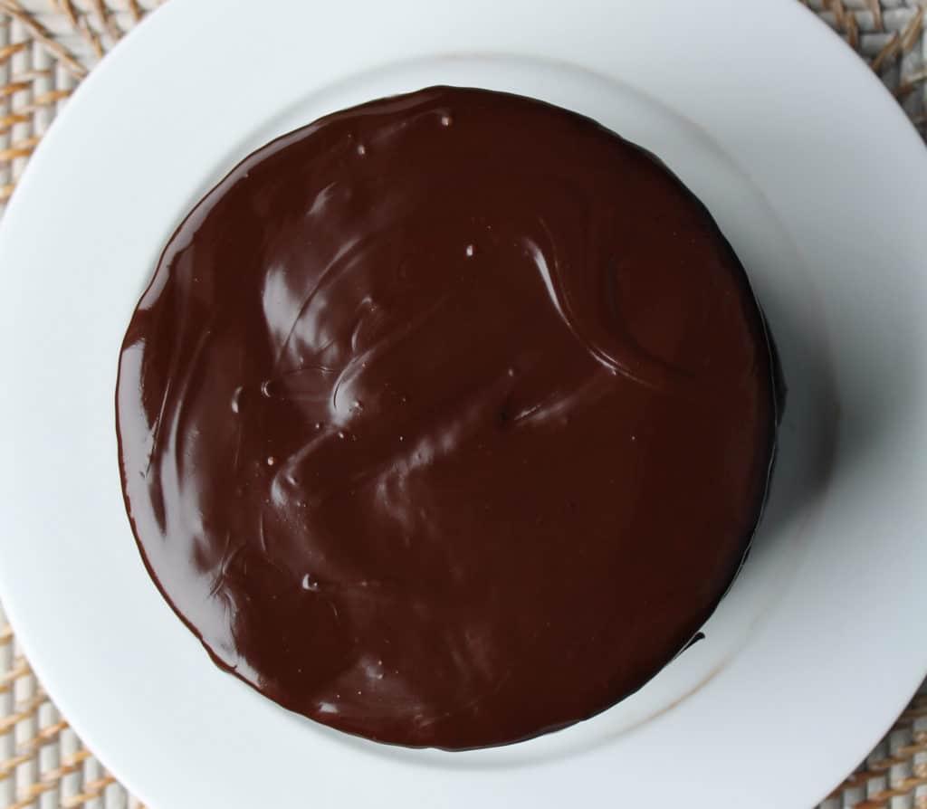 Zenbelly - Dark Chocolate Cake