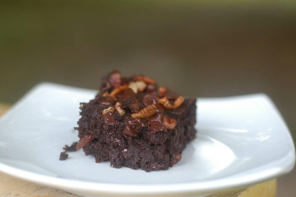 Best Paleo Chocolate Brownies