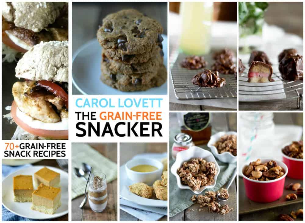 The Grain-Free Snacker Collage 1000