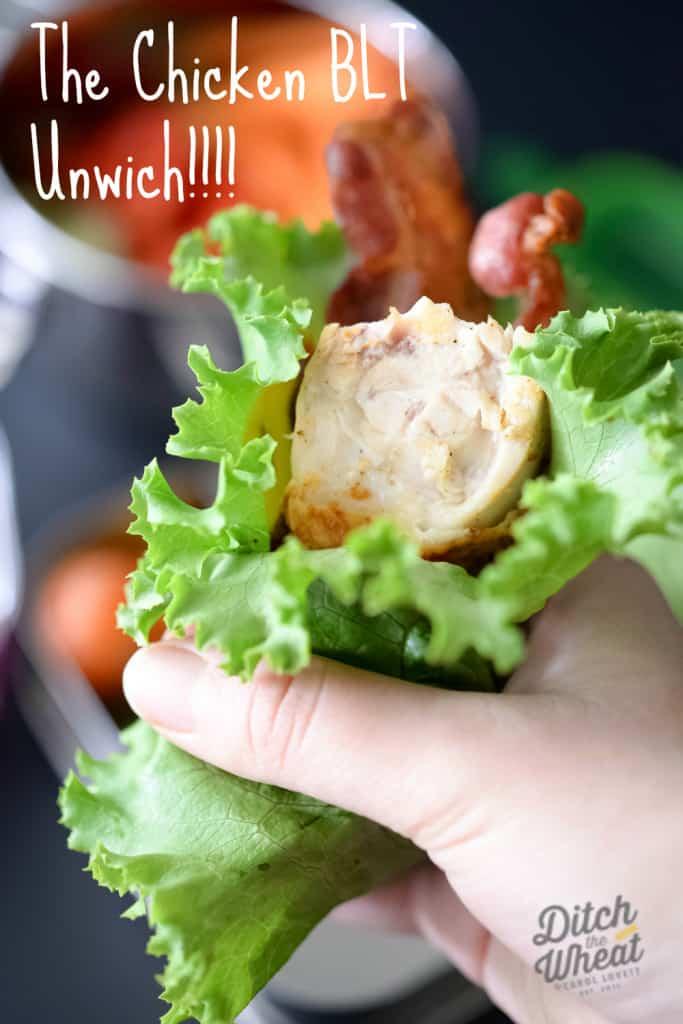 Chicken BLT