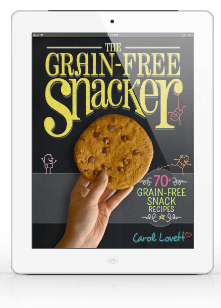 THE GRAIN FREE SNACKER IS ON SALE FOR A LIMITED TIME! GET IT WHILE YOU CAN