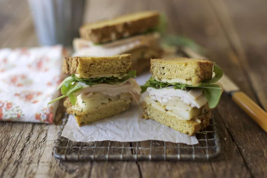 Grain-Free Paleo Sandwich