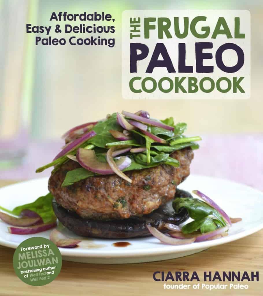 The Frugal Paleo Cookbook - ditchthewheat.com
