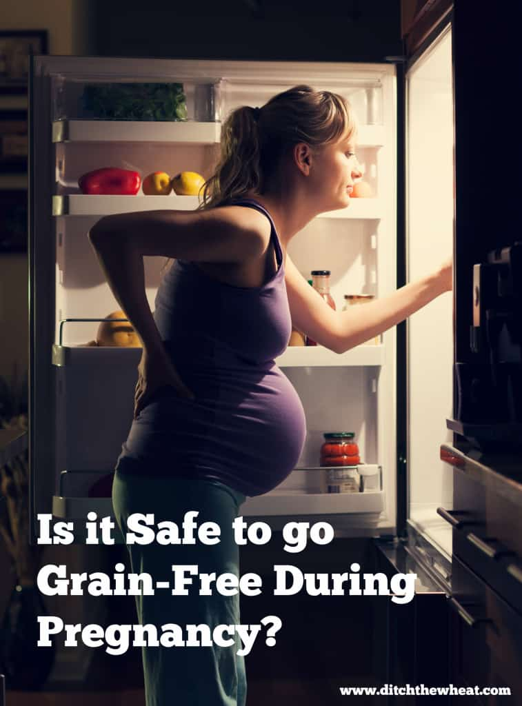 Is it Safe to go Grain-Free During Pregnancy?