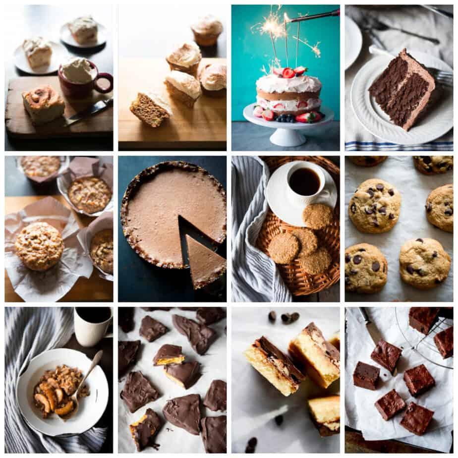 DTW Dessert Collage