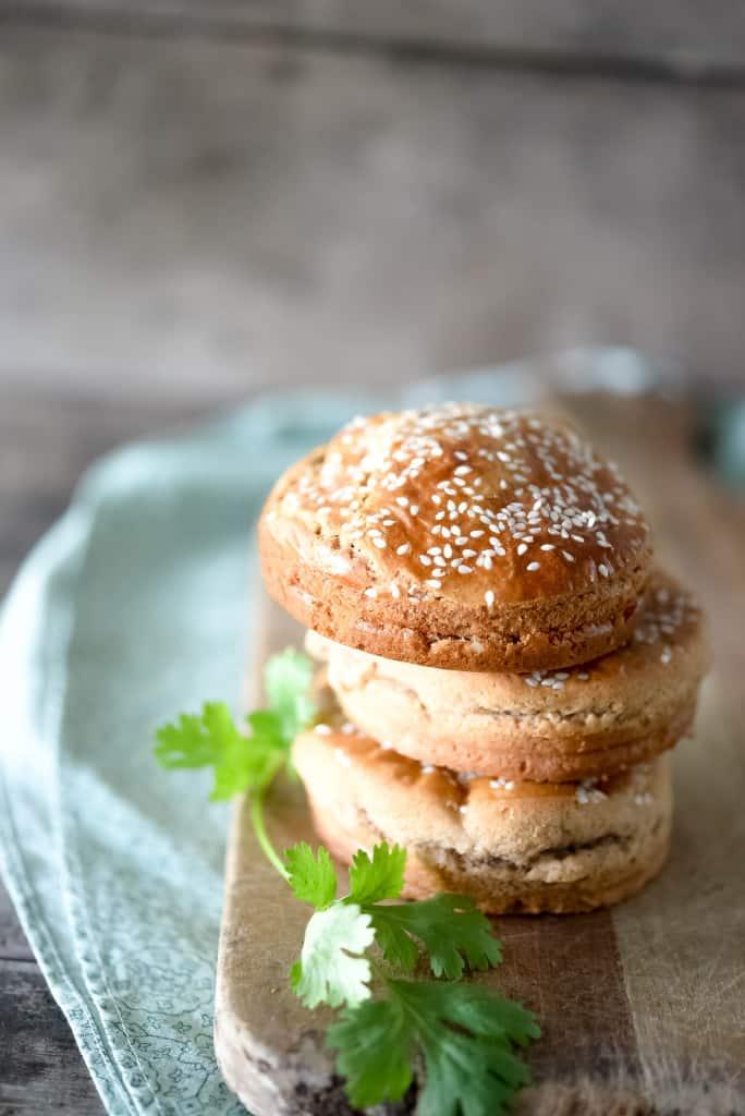 Paleo Sandwich Buns
