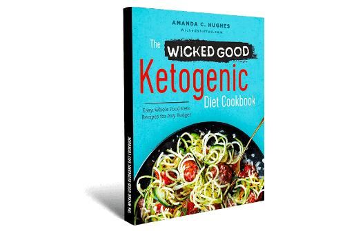 FREE KETO COOKBOOK - All the recipes you'll need for the keto diet. Just pay S&H