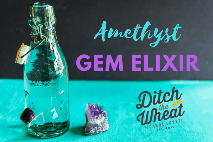 Amethyst Gem Elixir - THIS IS UNBELIEVABLE! This was easy to make and it stopped my cat's flea issues within 48 hours! crystal healing, amethyst crystals, gem elixir, crystal drink, gem elixir recipes, gem elixir how to make, gem elixir recipes crystal healing, gem elixir healing crystal, cat flea treatment, natural flea killer for cats, natural flea killer for dogs, natural flea remedies for cats